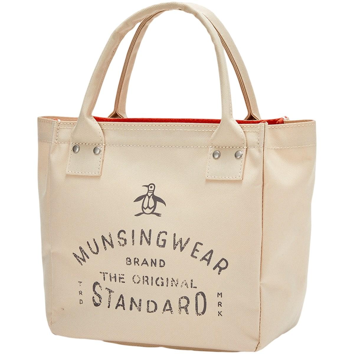 マンシングウェア Munsingwear カートポーチ ホワイト 00