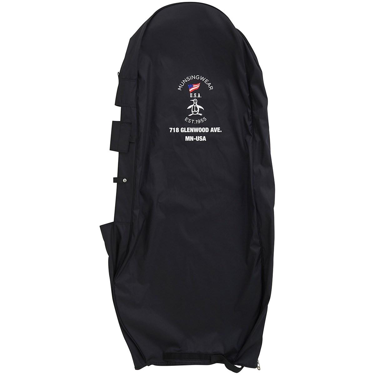 マンシングウェア Munsingwear トラベルカバー ブラック 00