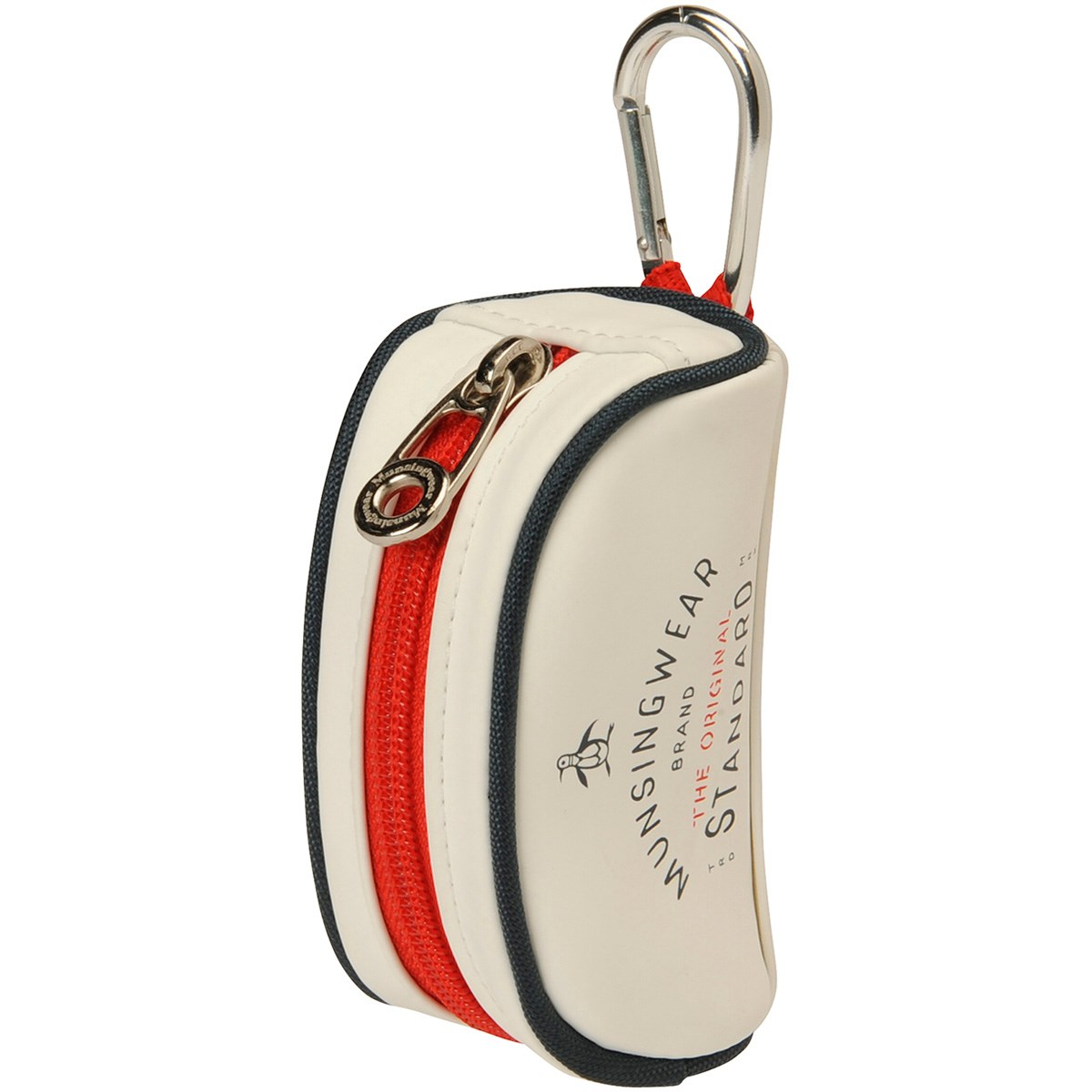 マンシングウェア Munsingwear ボールホルダー ホワイト 00