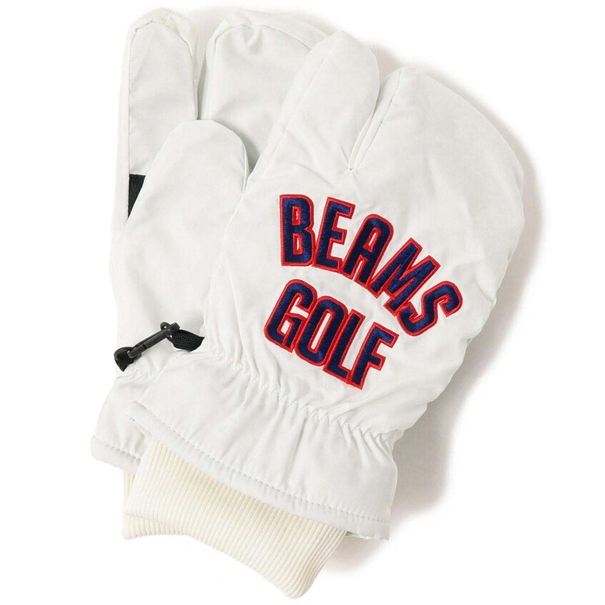 ビームスゴルフ <UNISEX>BEAMS GOLF ミトン ハンドウォーマー 両手用