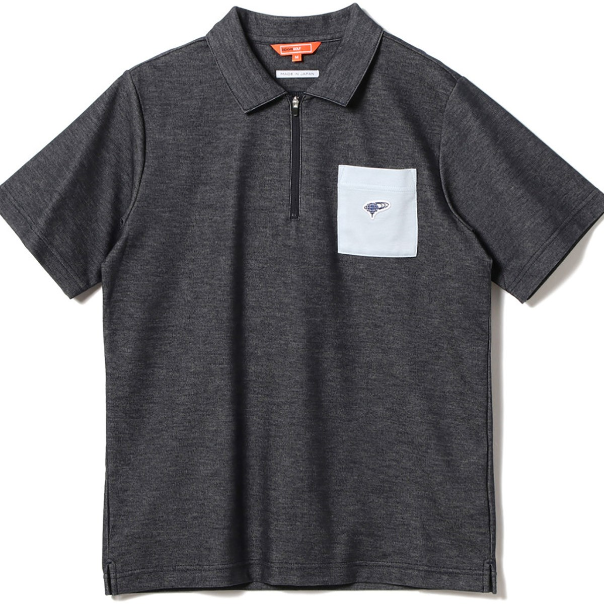 ビームスゴルフ BEAMS GOLF ORANGE LABEL ブライト ポロシャツ