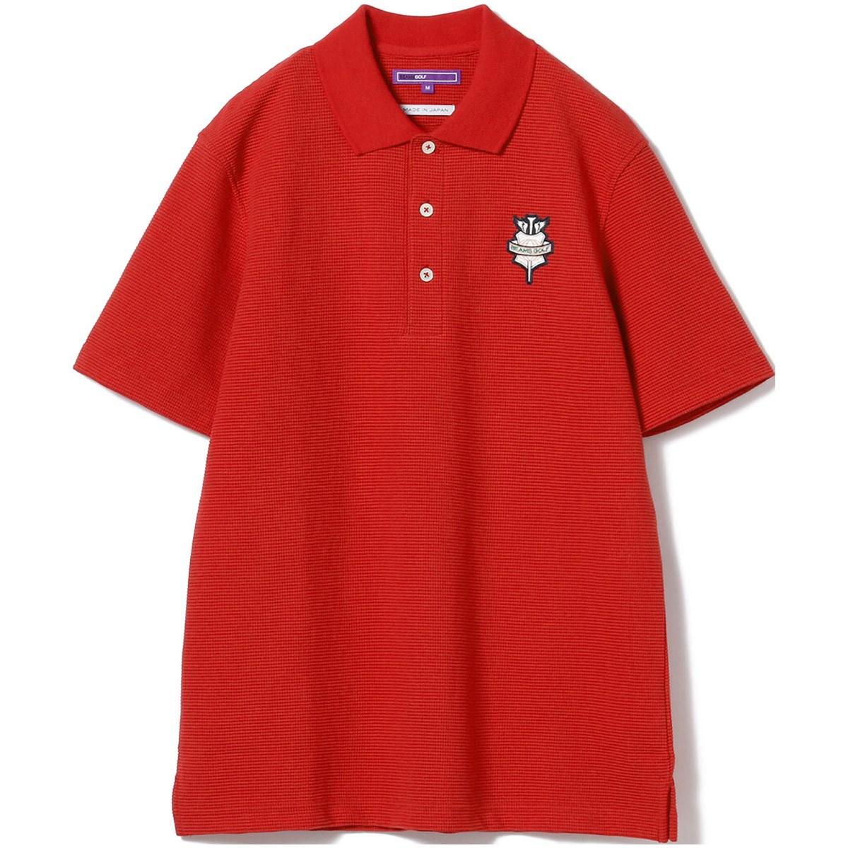 ビームスゴルフ BEAMS GOLF PURPLE LABEL ルーフニット ポロシャツ