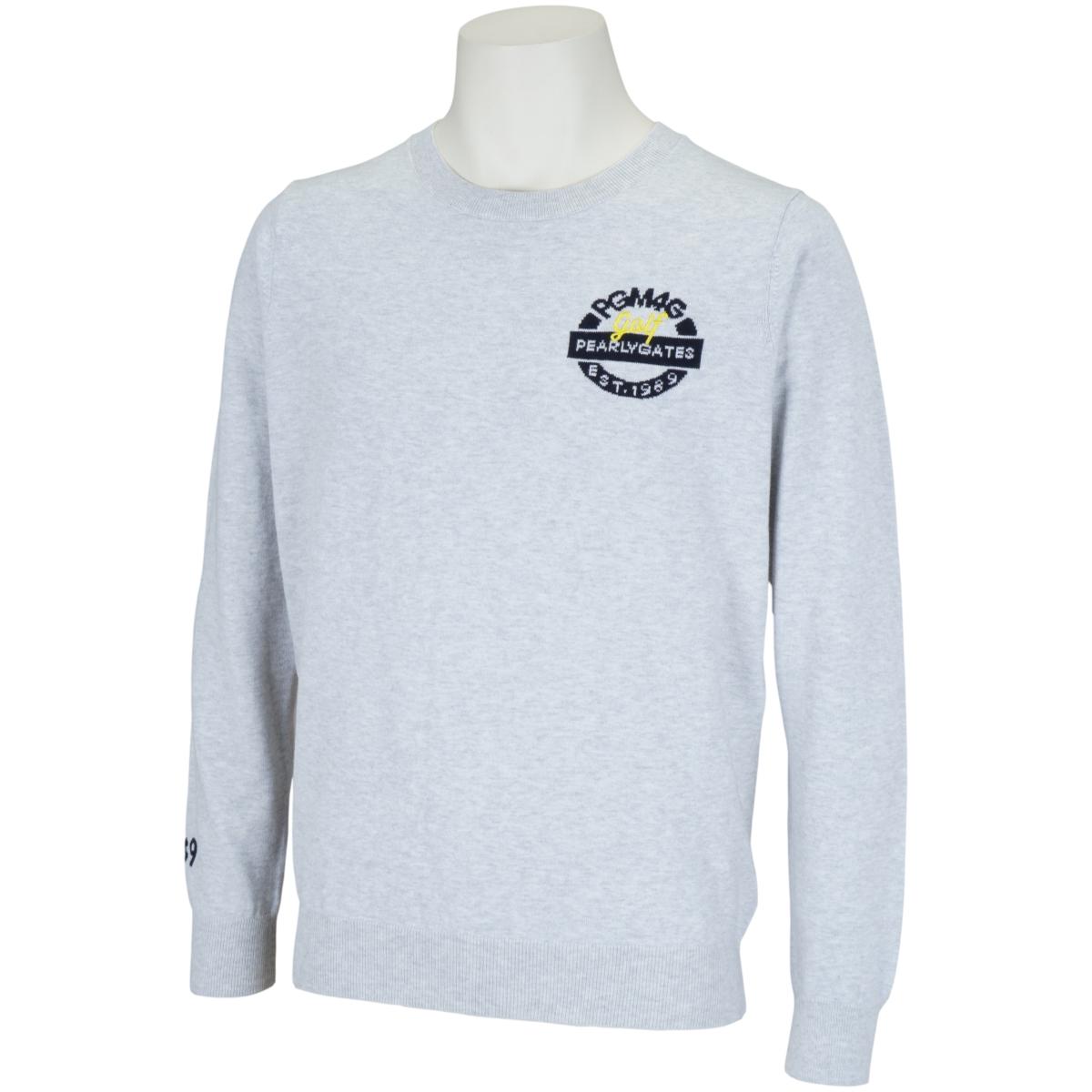 インターシャ セーター