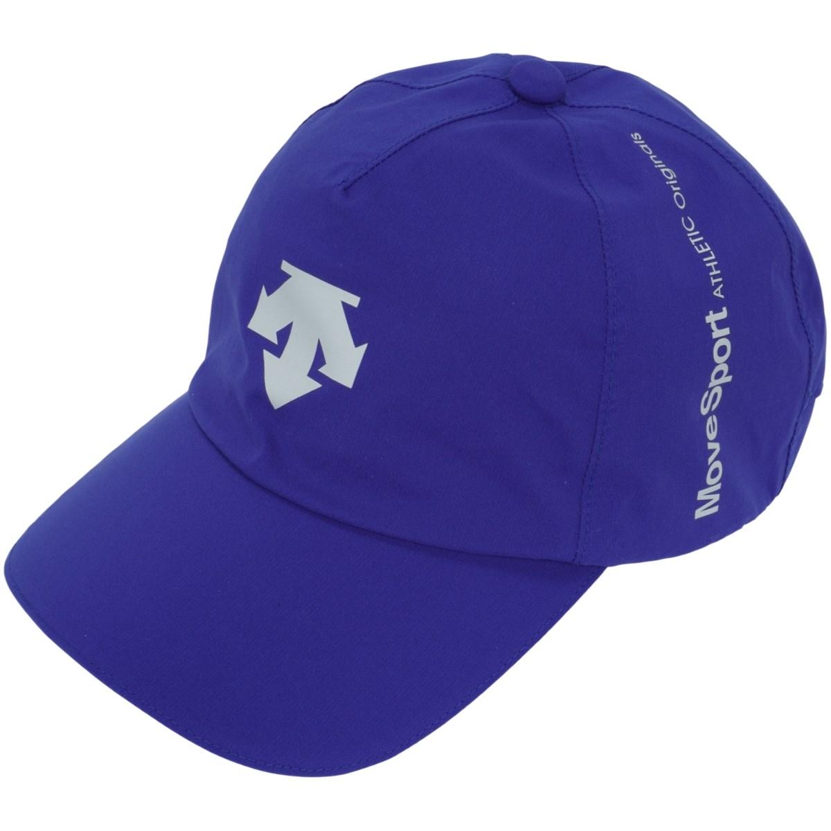 デサントゴルフ DESCENTE GOLF BLUE LABEL レインキャップ フリー ブルー 00