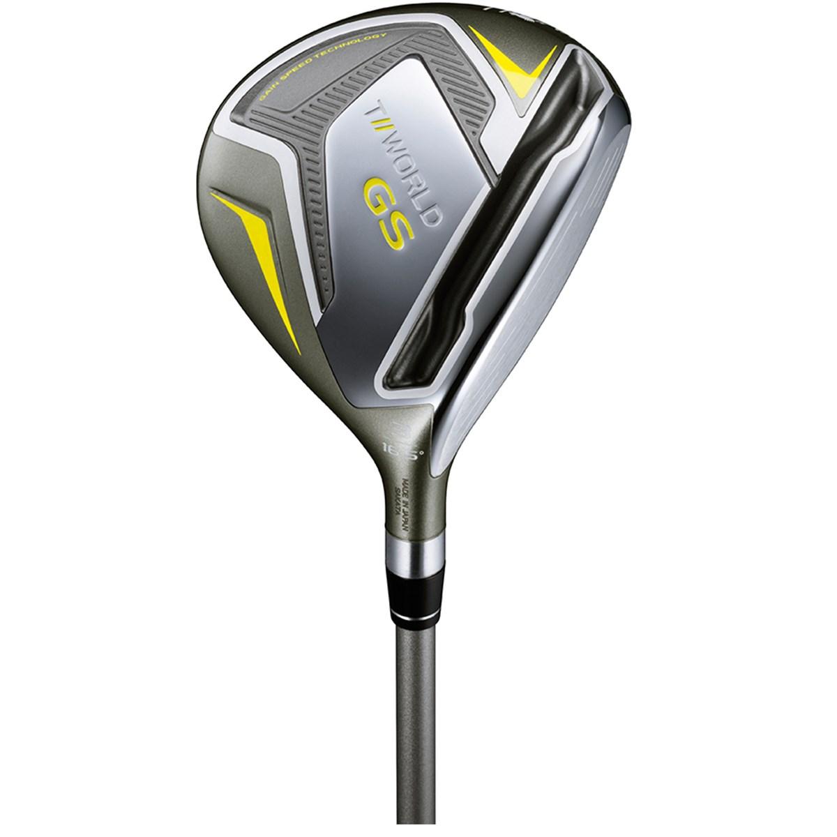 本間ゴルフ(HONMA GOLF) ツアーワールド GSフェアウェイウッド SPEED TUNED 42【2021年2月上旬発売予定】レディス