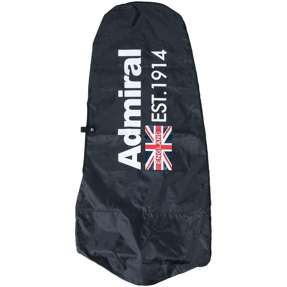 アドミラル Admiral トラベルカバー ブラック 10