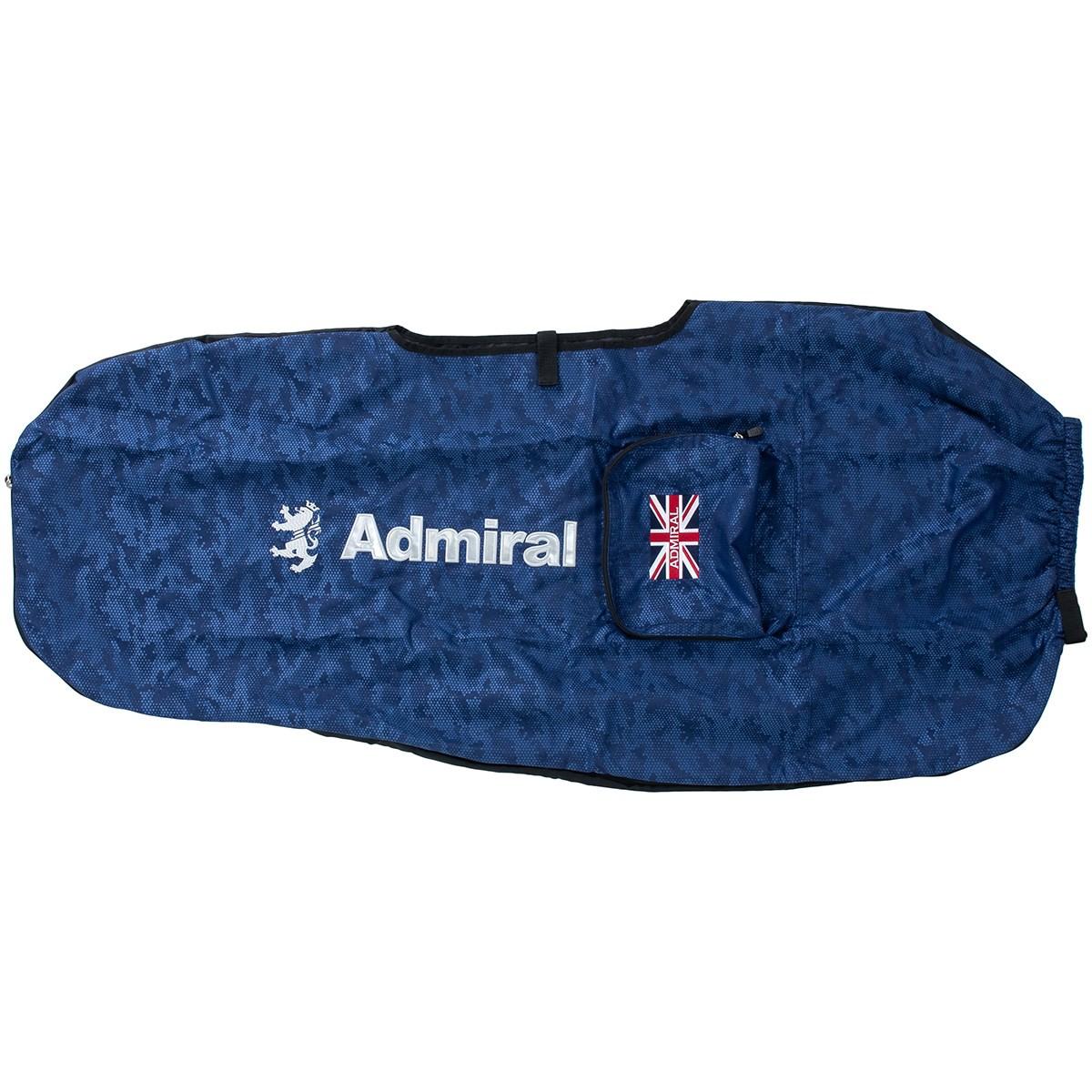 アドミラル Admiral ジャガード トラベルカバー ネイビー 30