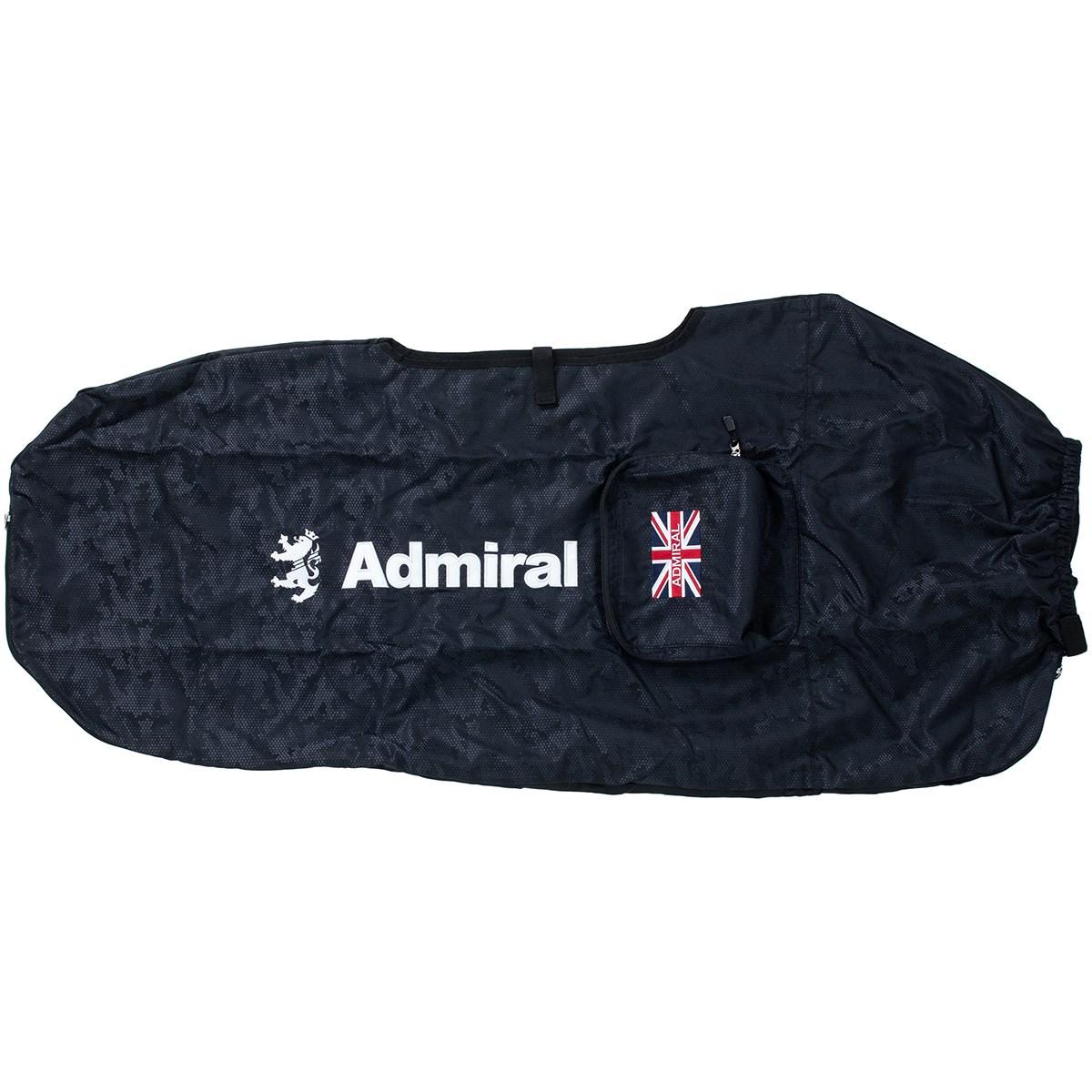 アドミラル Admiral ジャガード トラベルカバー ブラック 10