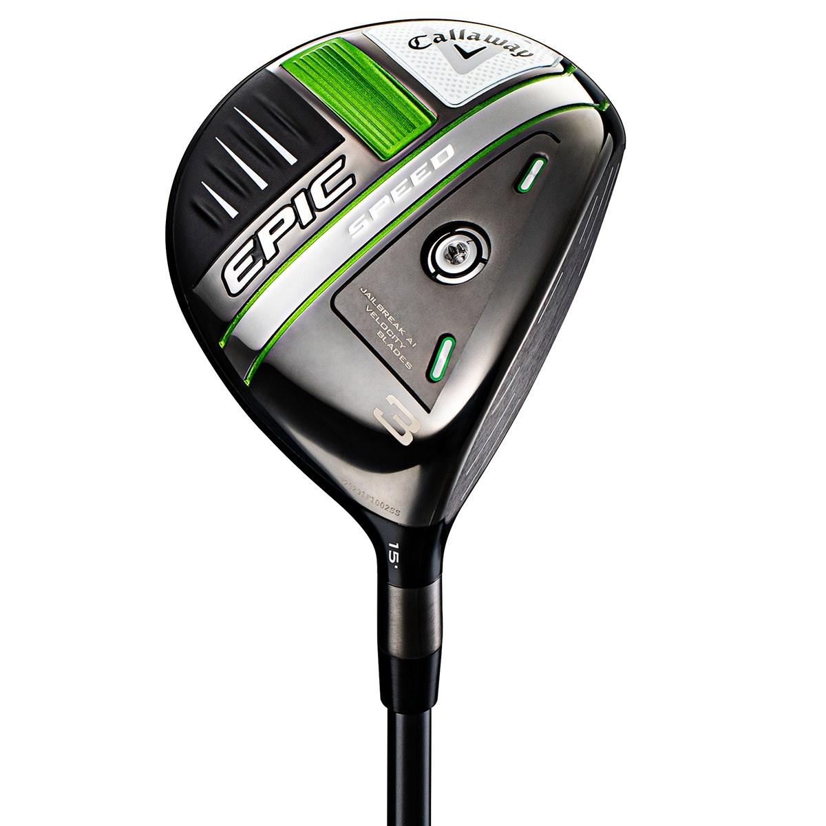 キャロウェイゴルフ(Callaway Golf) エピック SPEED フェアウェイウッドSpeeder Evolution VII FW60【2021年2月19日発売予定】