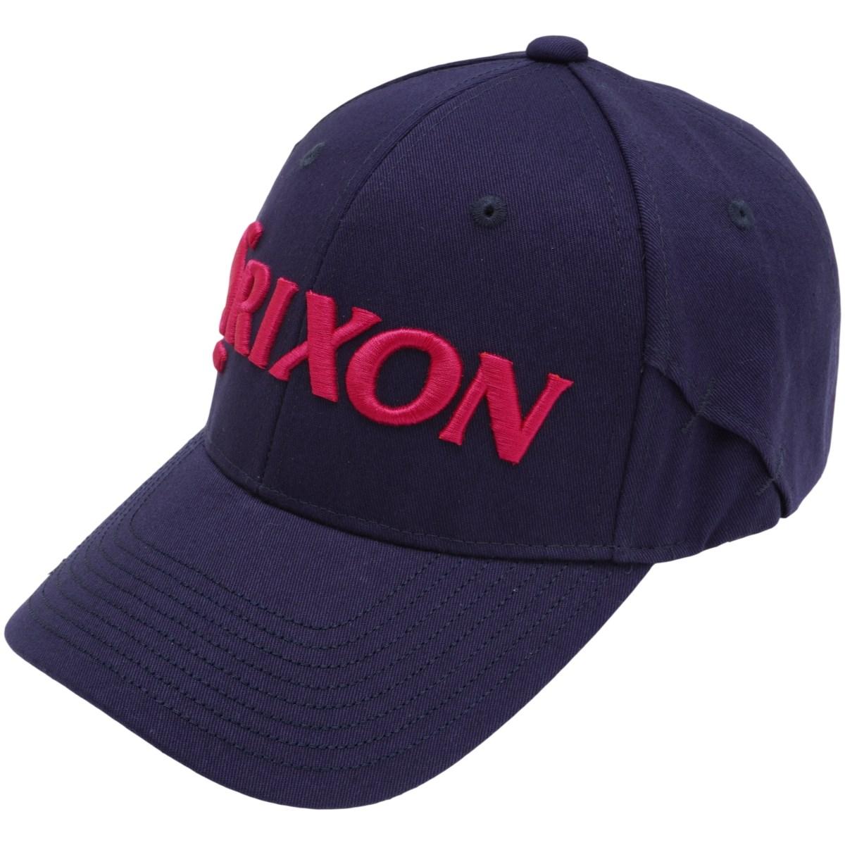 スリクソンゴルフ SRIXON ツアーフォルムキャップ フリー ネイビー 00