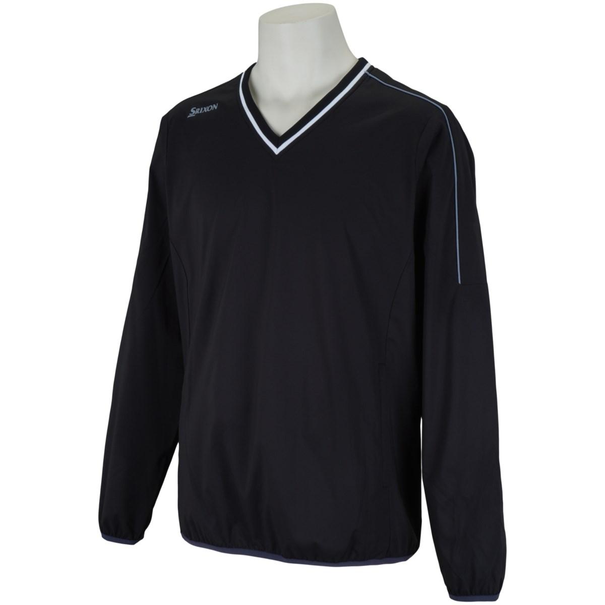 [2021年春夏モデル] スリクソンゴルフ ソロテックスストレッチウインドブルゾン ブラック 00 メンズ ゴルフウェア