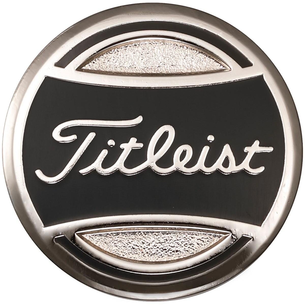 [2021年モデル] タイトリスト TITLEIST カジュアルスポーツ クリップマーカー ブラック メンズ ゴルフ