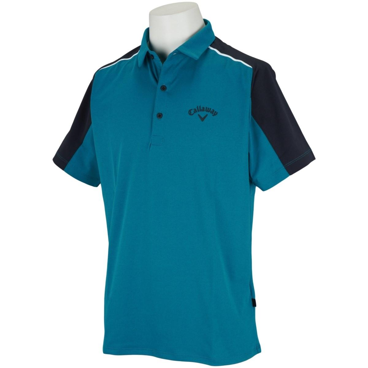 キャロウェイゴルフ Callaway Golf 半袖ポロシャツ LL グリーン 140