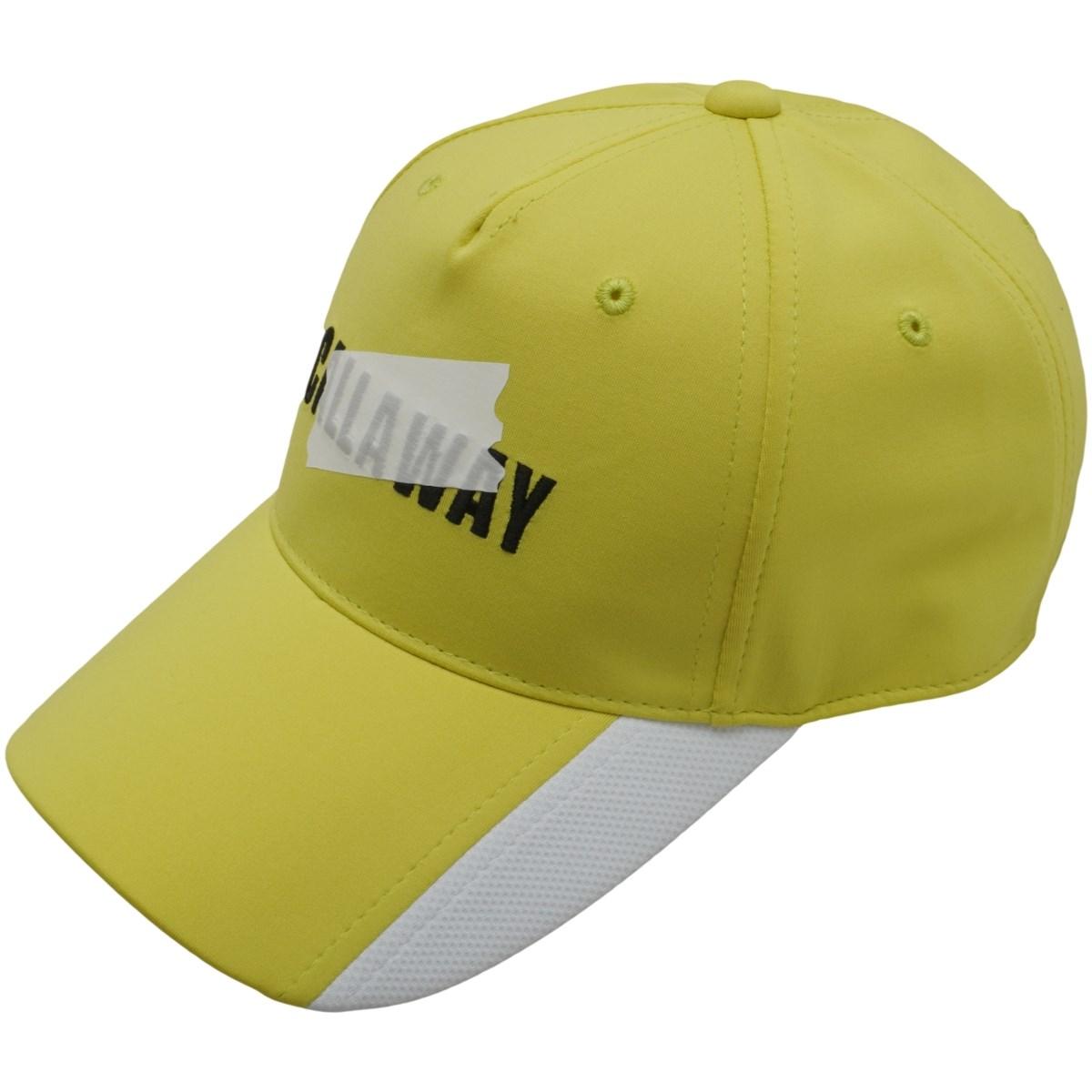 キャロウェイゴルフ Callaway Golf 配色切り替えキャップ フリー ライトグリーン 130 レディス