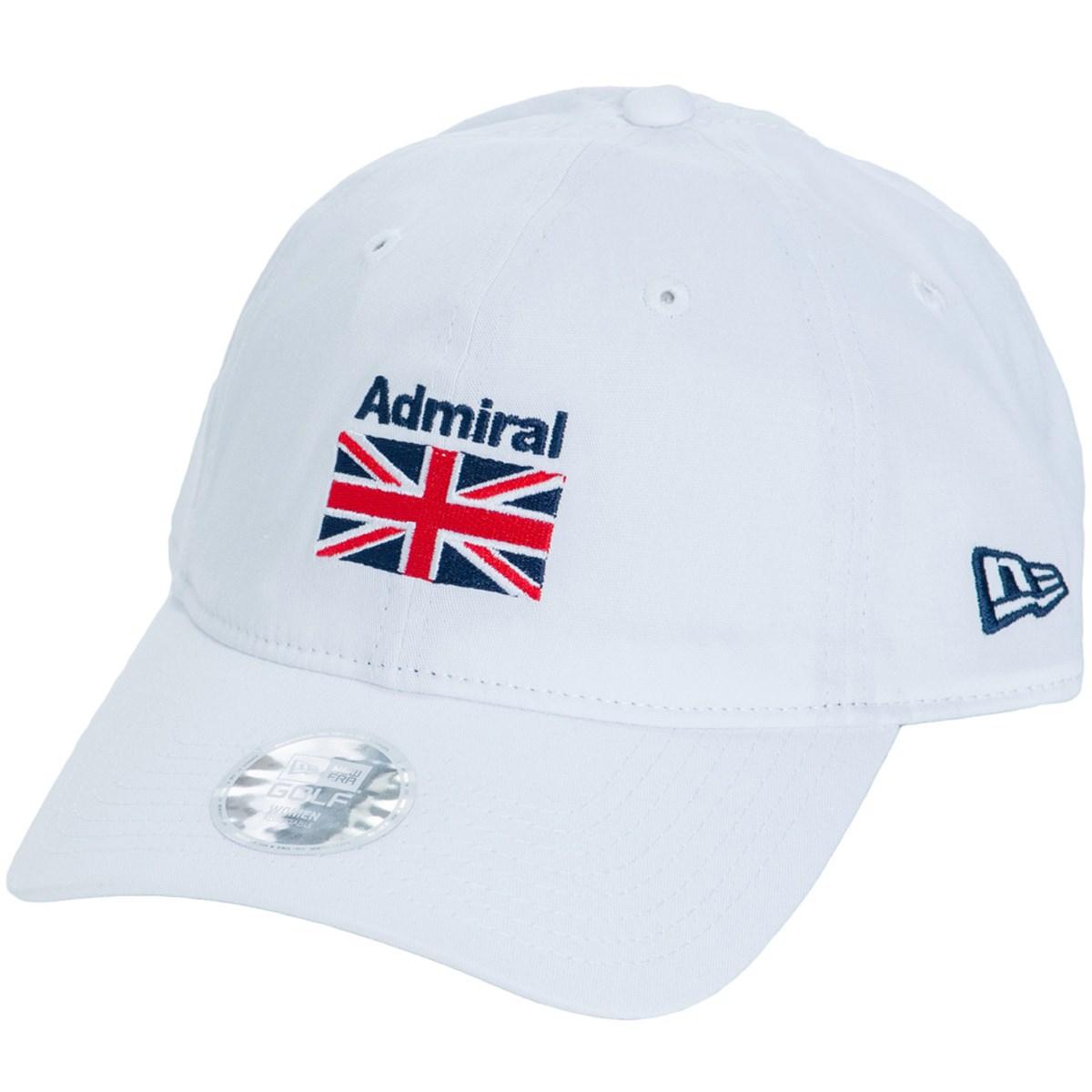 アドミラル Admiral ニューエラコラボキャップ フリー ホワイト 00 レディス