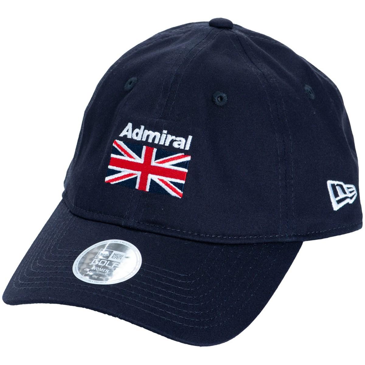 アドミラル Admiral ニューエラコラボキャップ フリー ネイビー 30 レディス