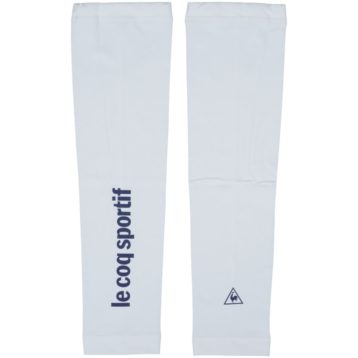 ルコックゴルフ Le coq sportif GOLF UVアームカバー ホワイト 00 フリー