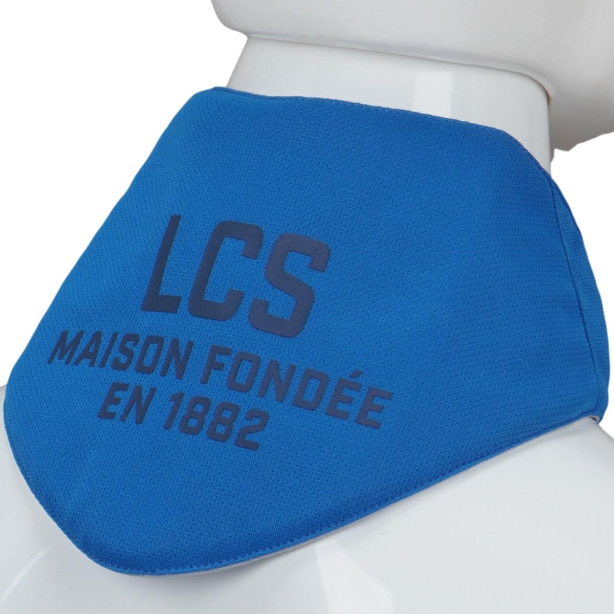 ルコックゴルフ Le coq sportif GOLF ネッククーラー ブルー 00 フリー
