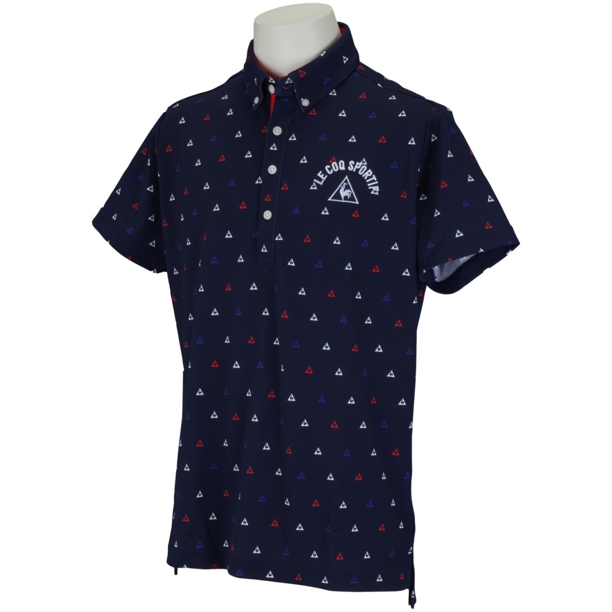 小柄半袖ポロシャツ