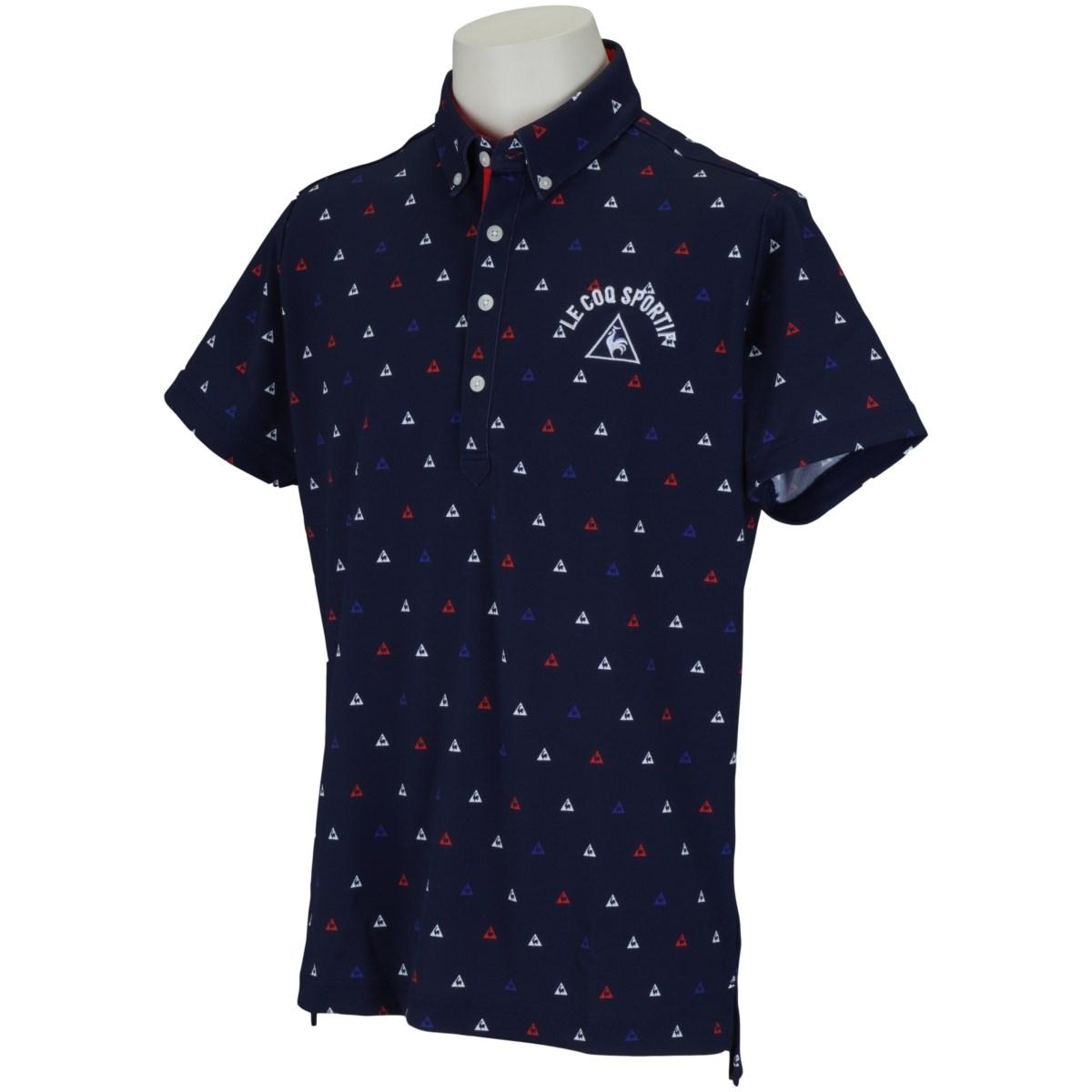 ルコックゴルフ 小柄半袖ポロシャツ