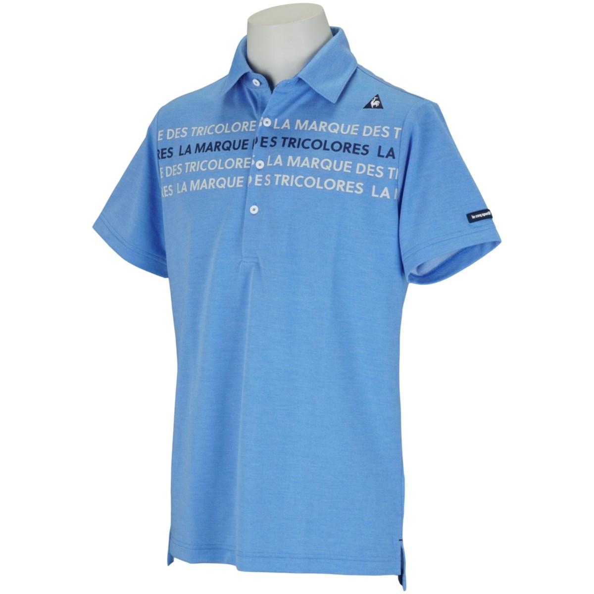 ルコックゴルフ 半袖ポロシャツ