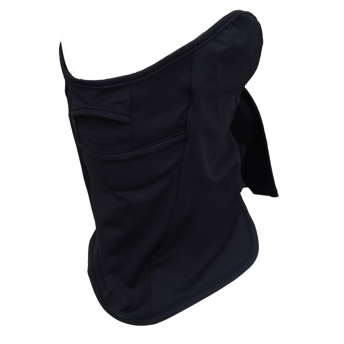 マンシングウェア Munsingwear ENVOYフェイスカバー ブラック 00 フリー レディス