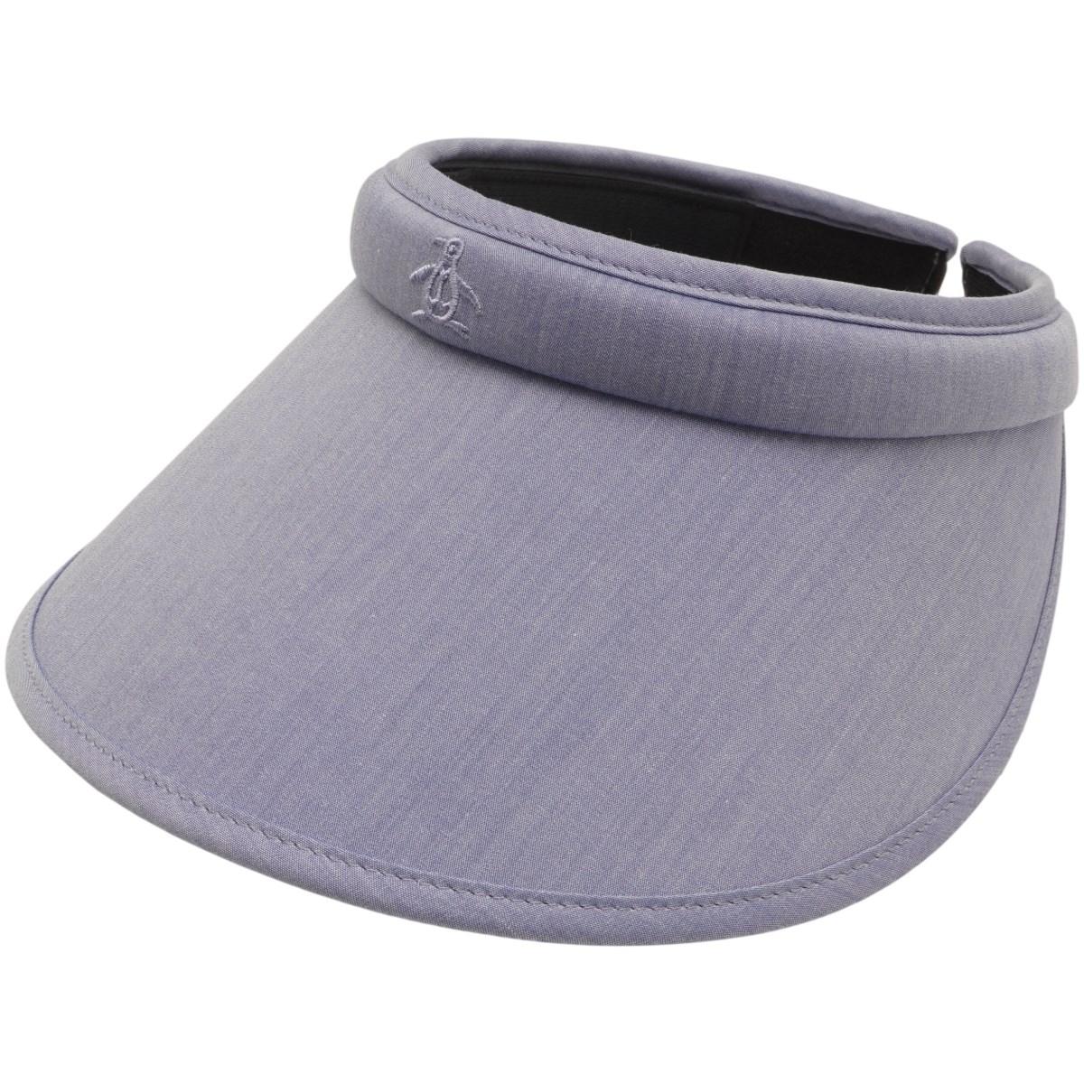マンシングウェア Munsingwear クリップサンバイザー フリー ブルー 00 レディス