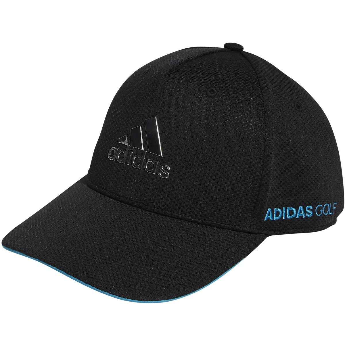アディダス Adidas メタルロゴキャップ フリー ブラック
