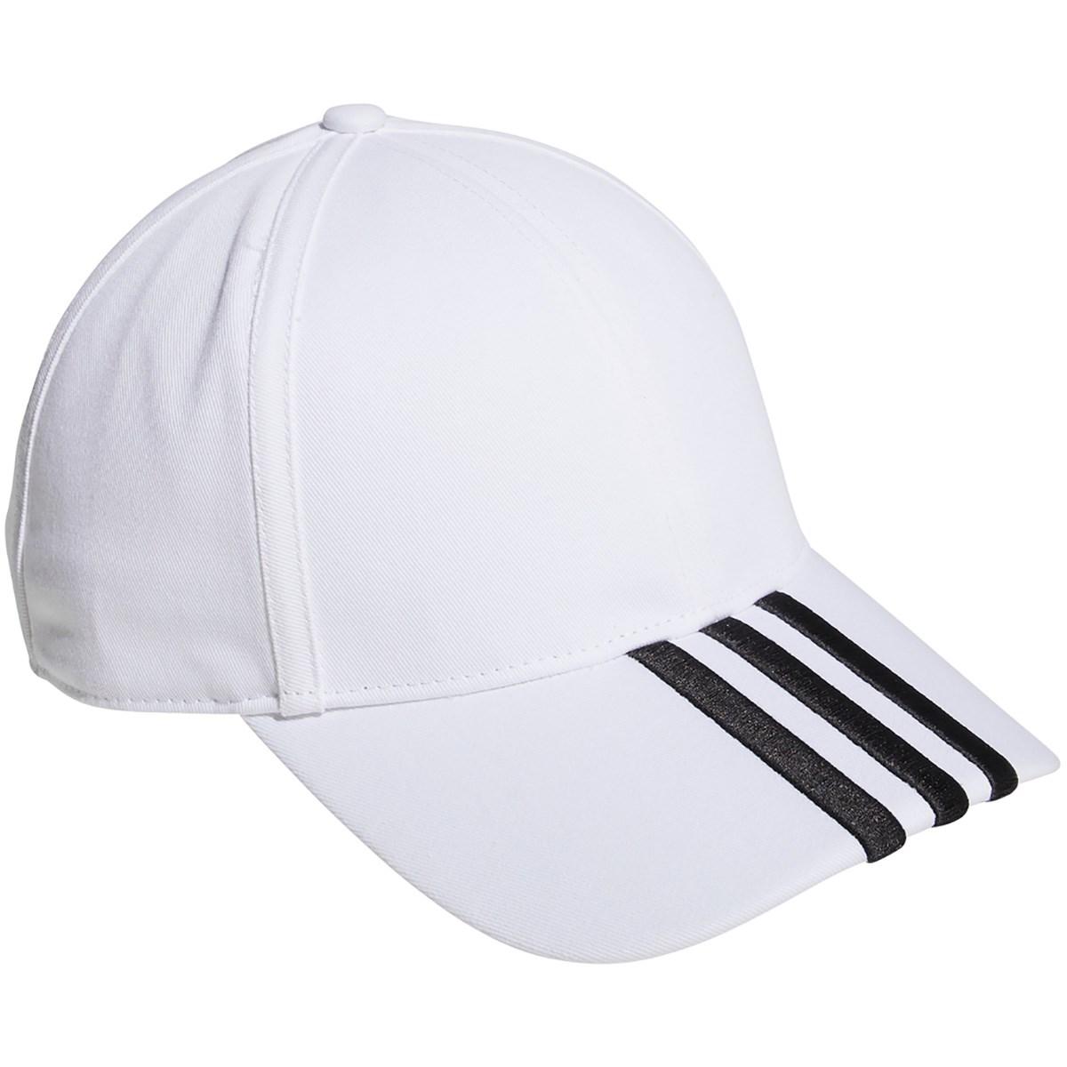 アディダス Adidas スリーストライプツイルキャップ フリー ホワイト/ブラック レディス