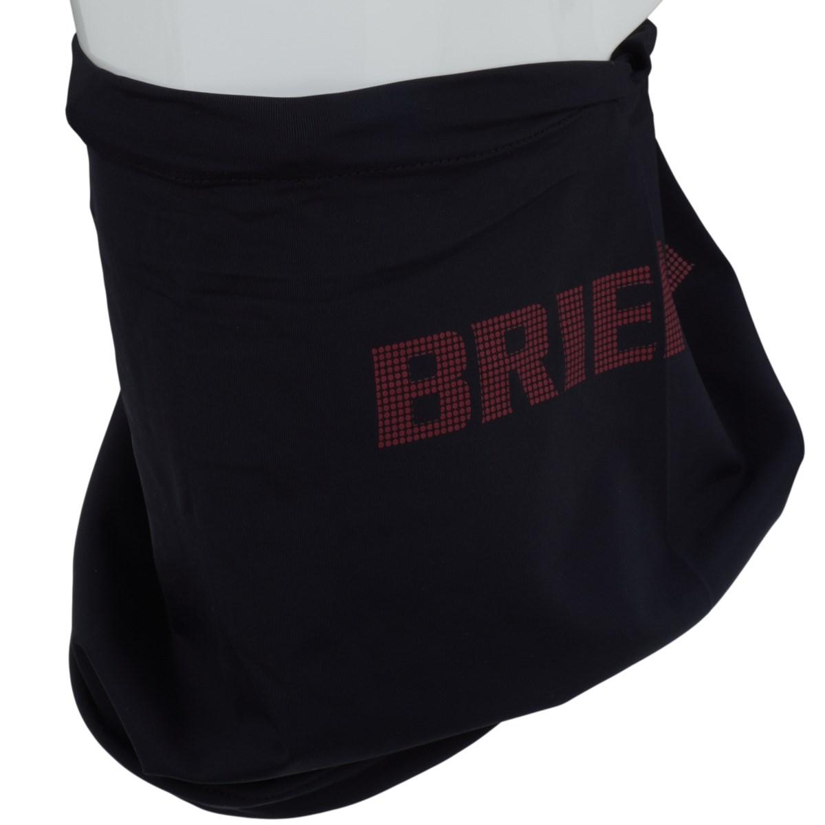 ブリーフィング BRIEFING CORDURA ネックガイザー ブラック 010