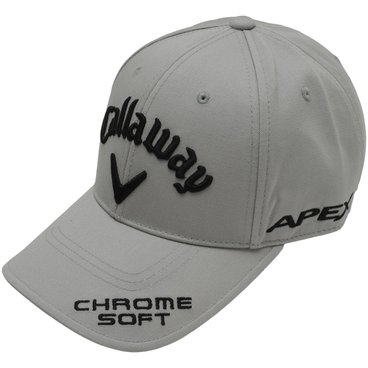 キャロウェイゴルフ Callaway Golf ツアーキャップ フリー グレー 020