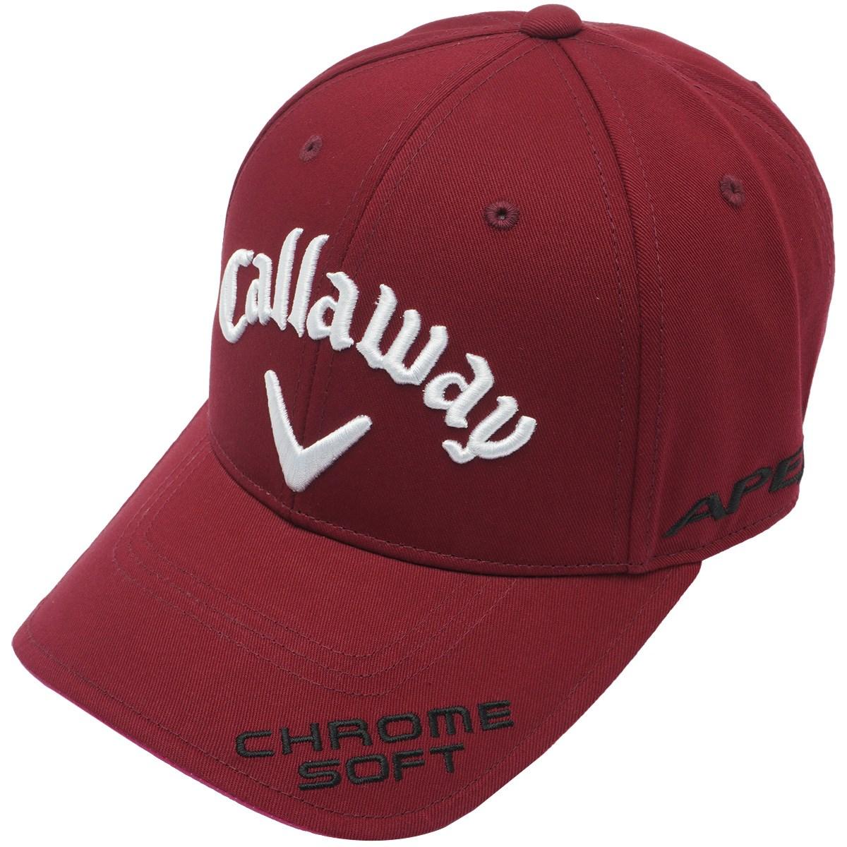 キャロウェイゴルフ Callaway Golf ツアーキャップ フリー ワイン 1070