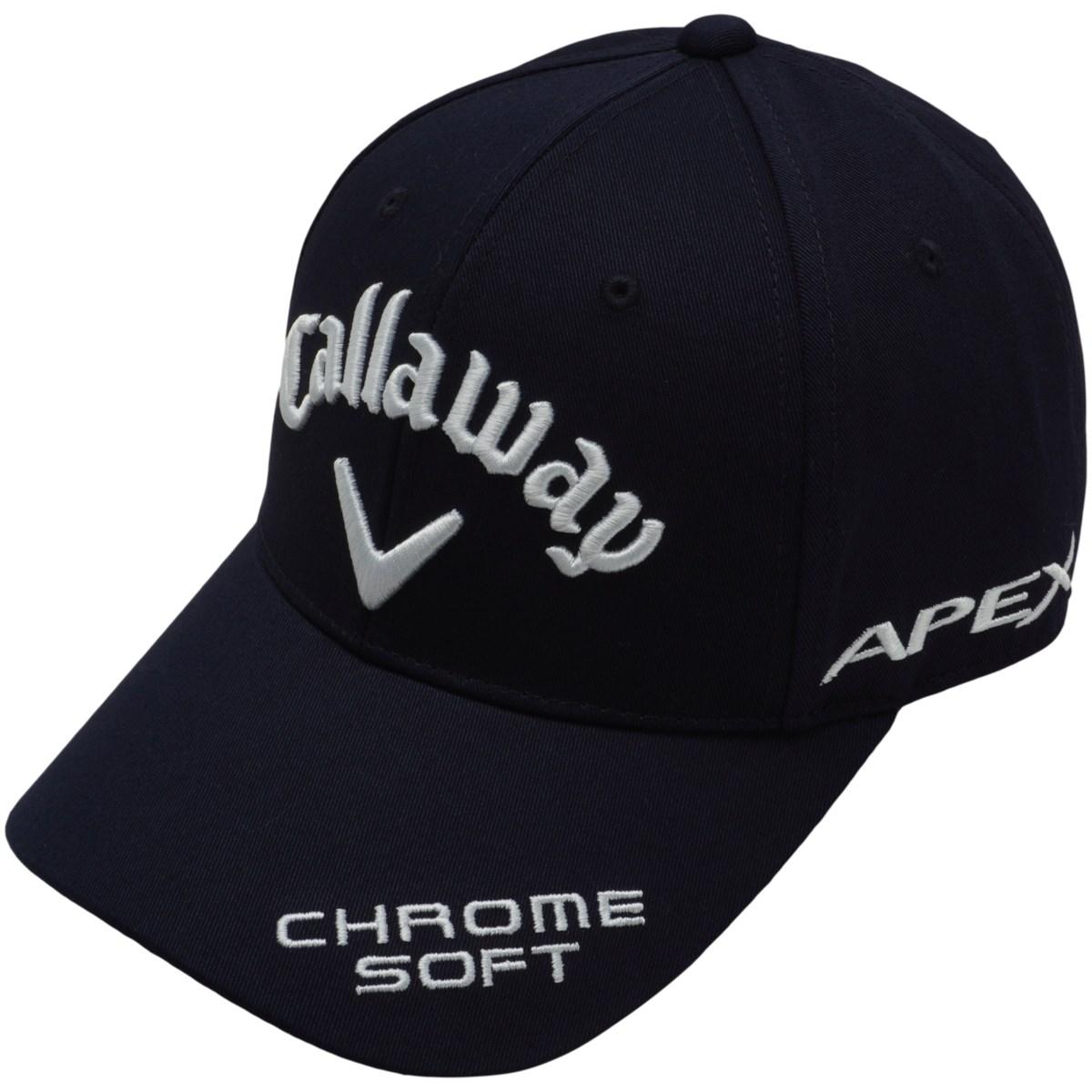 キャロウェイゴルフ Callaway Golf ツアーキャップ フリー ネイビー 120 レディス