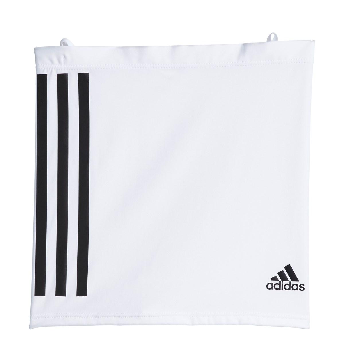 アディダス Adidas AEROREADY UVフェイスカバー ホワイト フリー