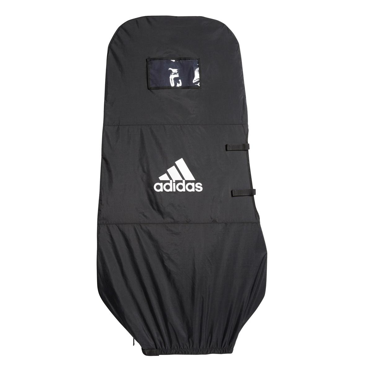アディダス Adidas トラベルカバー ブラック