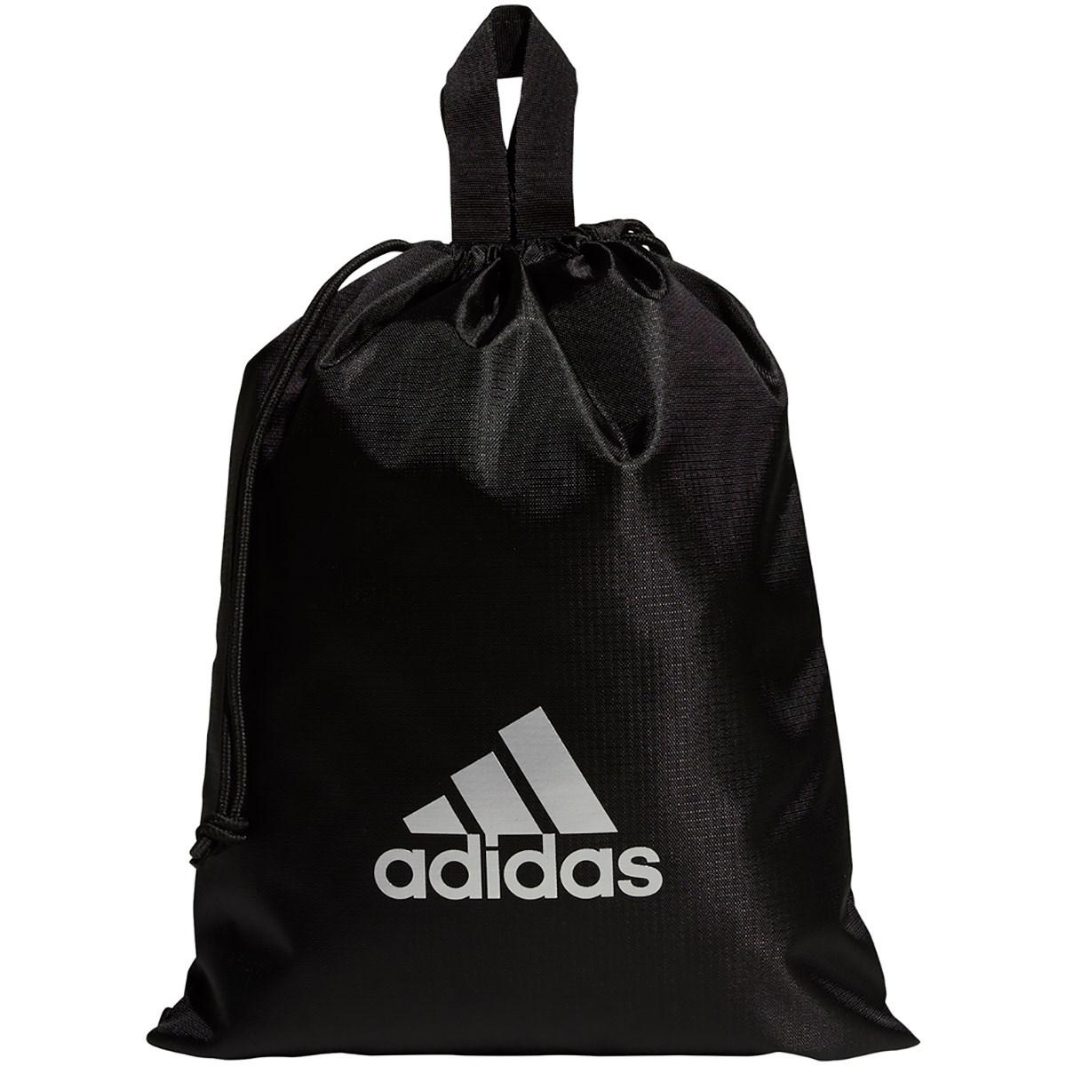 アディダス Adidas シューズケース ブラック