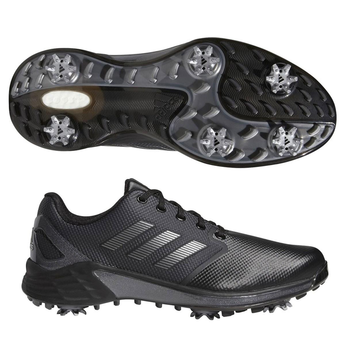 アディダス Adidas ゼッドジー21シューズ 26cm コアブラック/ダークシルバーメタリック/グレーファイブ