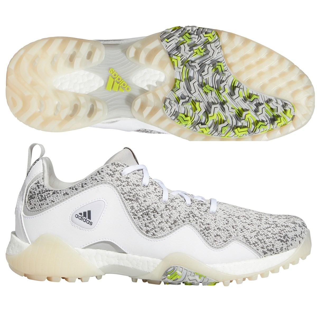 アディダス Adidas コードカオス21シューズ 28cm フットウェアホワイト/グレーフォー/グレートゥー