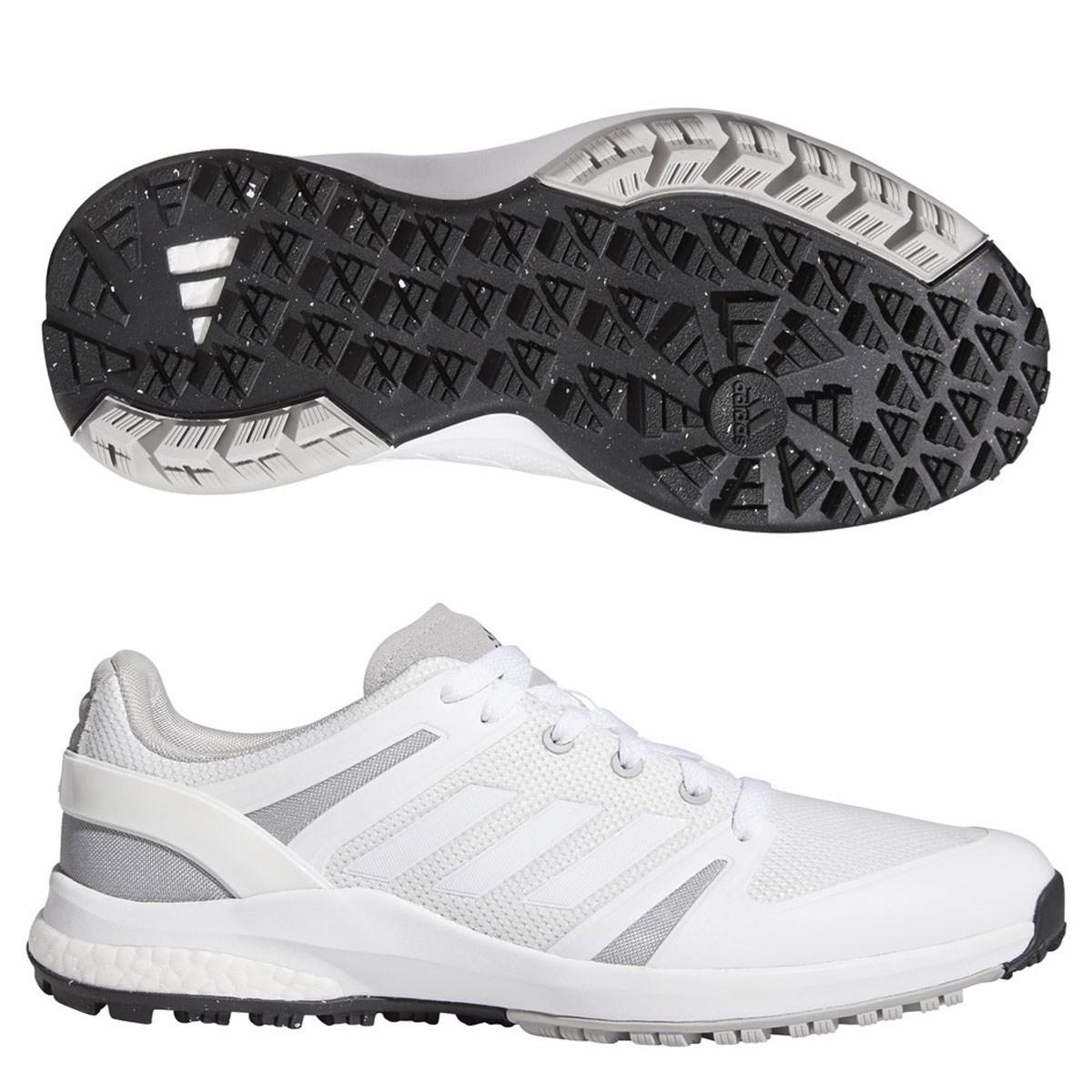 アディダス Adidas EQTスパイクレスシューズ 25cm フットウェアホワイト/フットウェアホワイト/グレートゥー
