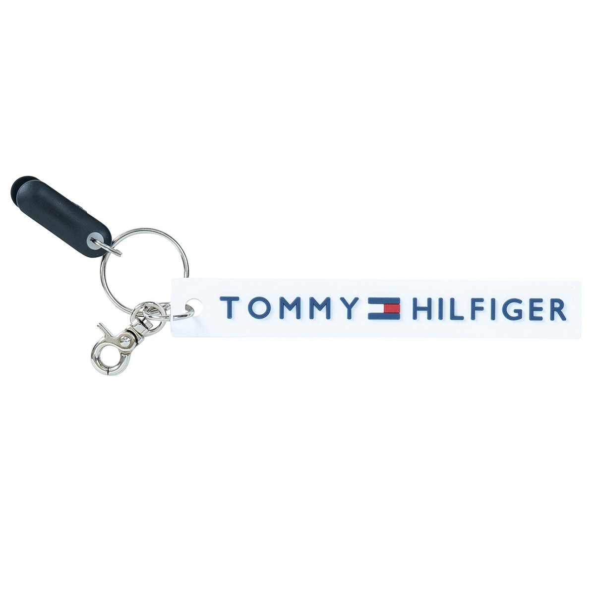 トミー ヒルフィガー ゴルフ TOMMY HILFIGER GOLF パターカバーキャッチャー&ネームプレート ホワイト 00