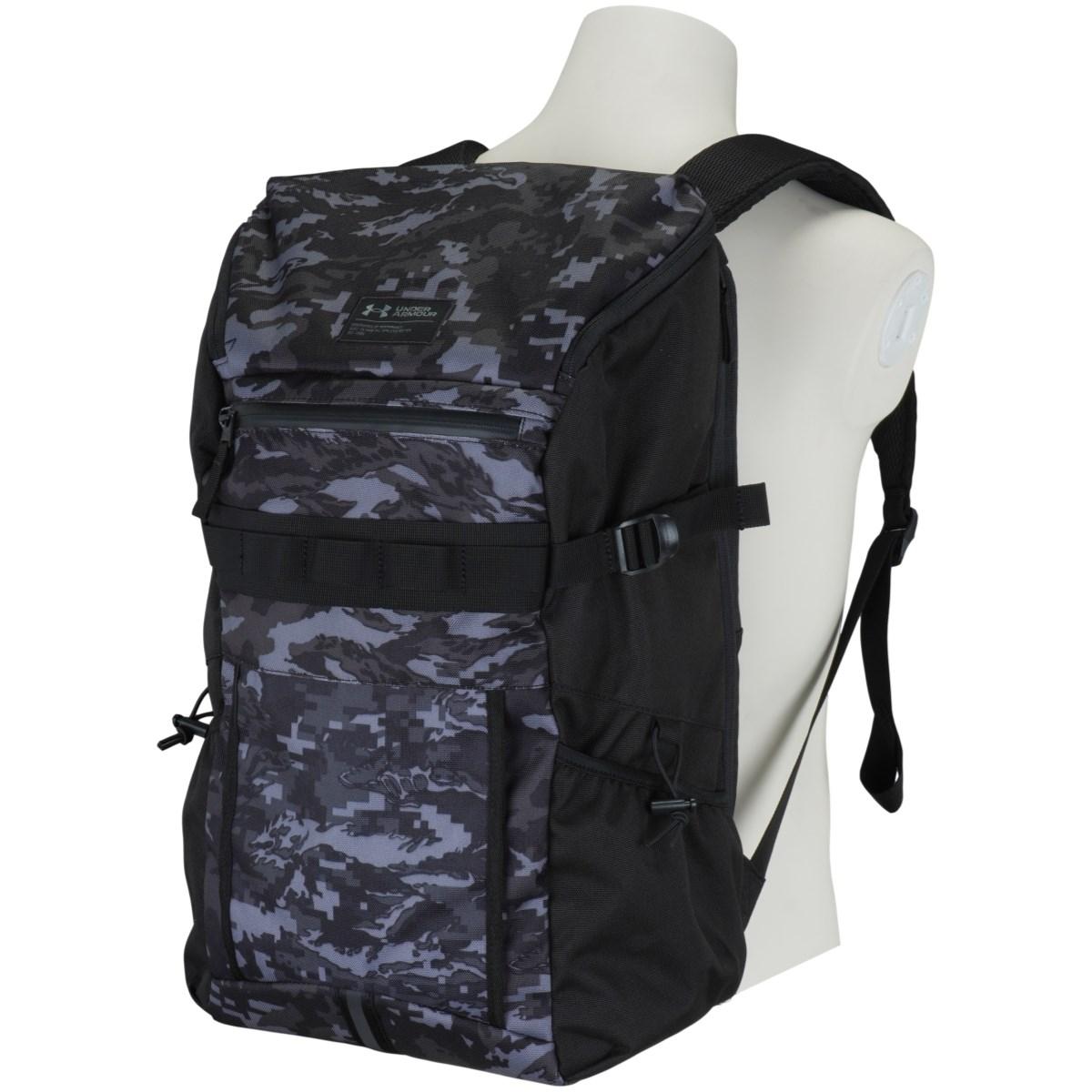 アンダーアーマー Under Armour UA Cool バックパック 2.0 30L Black Camo 002