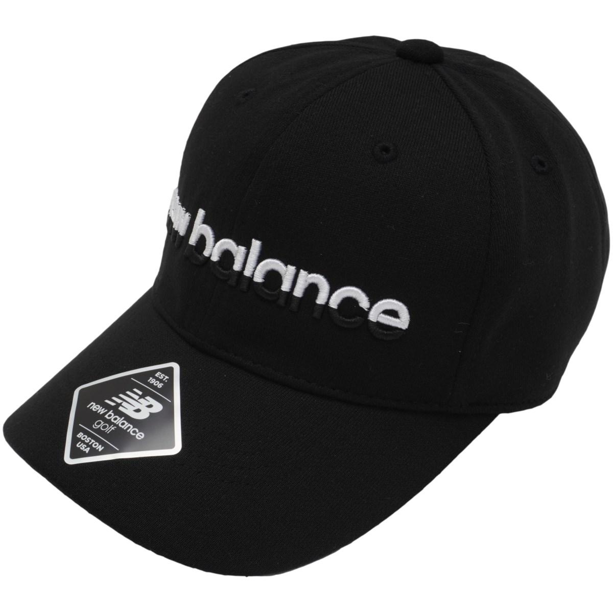 ニューバランス New Balance SPORT キャップ フリー ブラック レディス