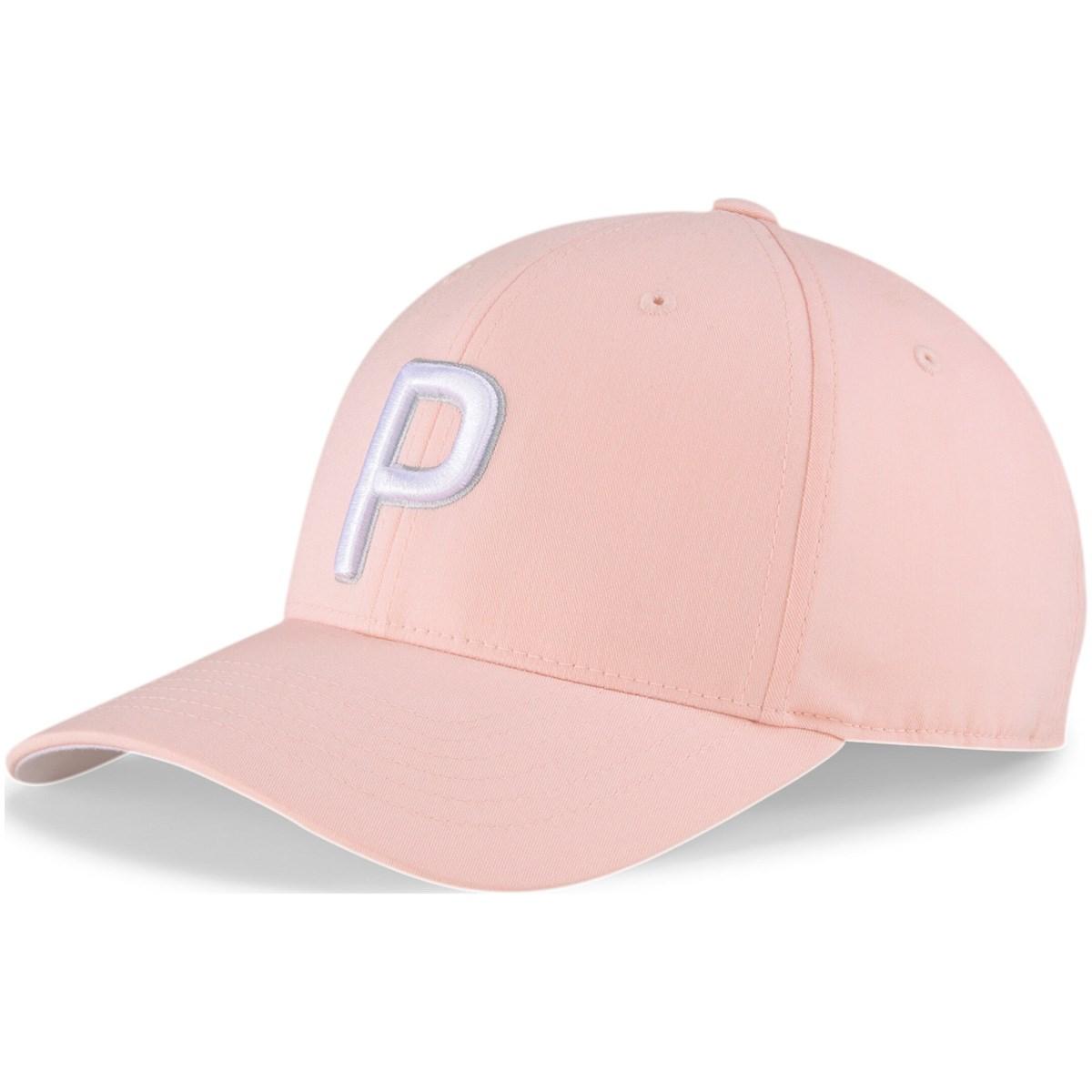 プーマ PUMA ウィメンズ P アジャスタブル キャップ フリー クラウド ピンク 05 レディス