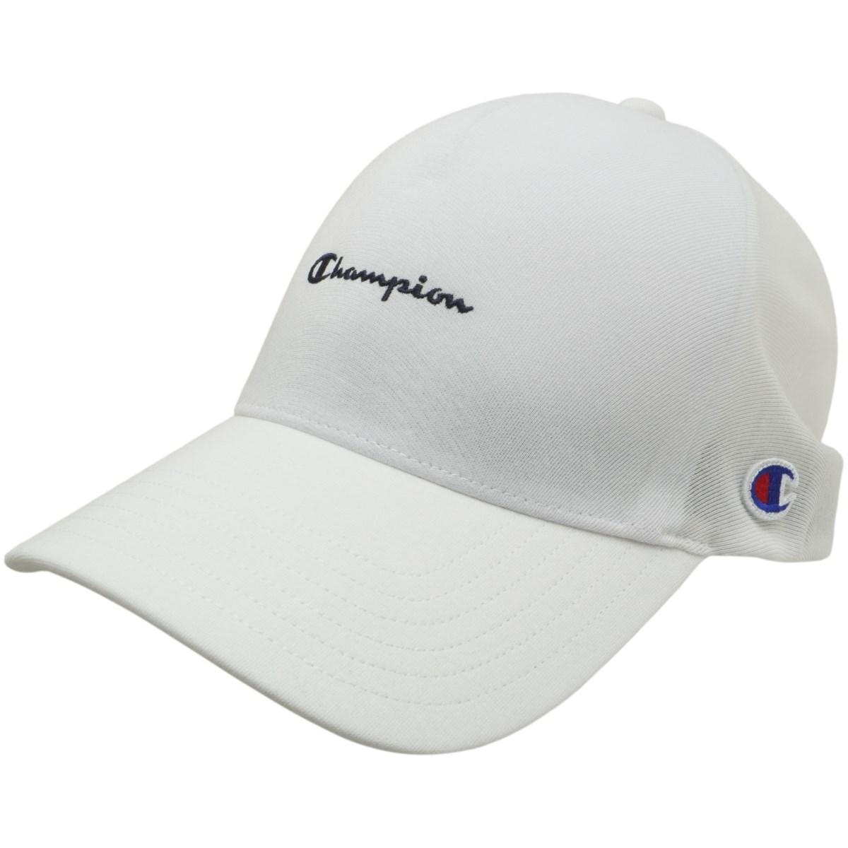 チャンピオンゴルフ Champion GOLF キャップ フリー オフホワイト 020 レディス