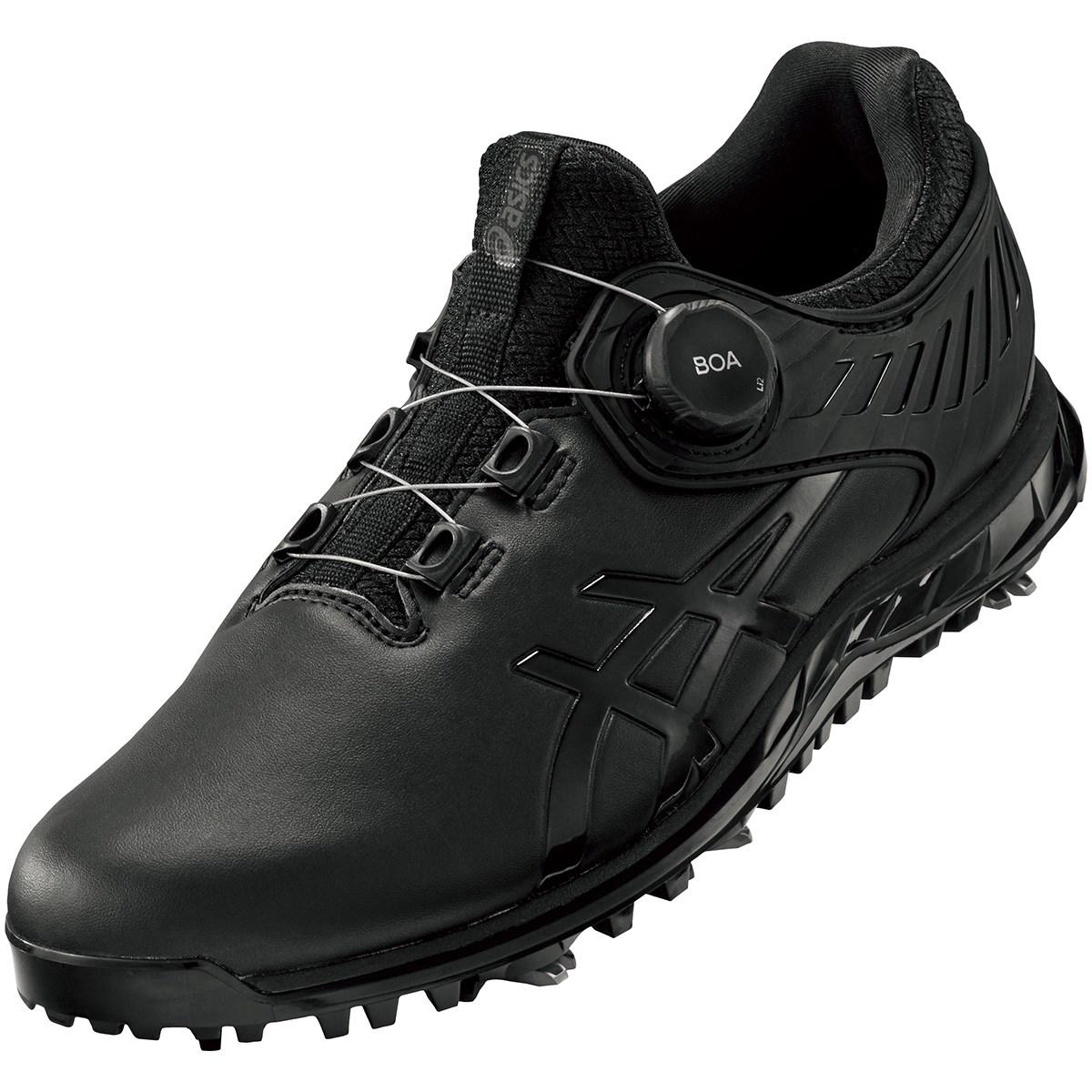 アシックス ASICS ゲルエースプロ5 ボアシューズ 24.5cm ブラック/ブラック 001