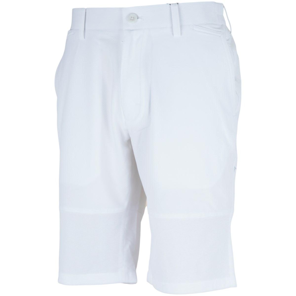スリクソンゴルフ SRIXON ECO エアスルー ハーフパンツ M ホワイト 00