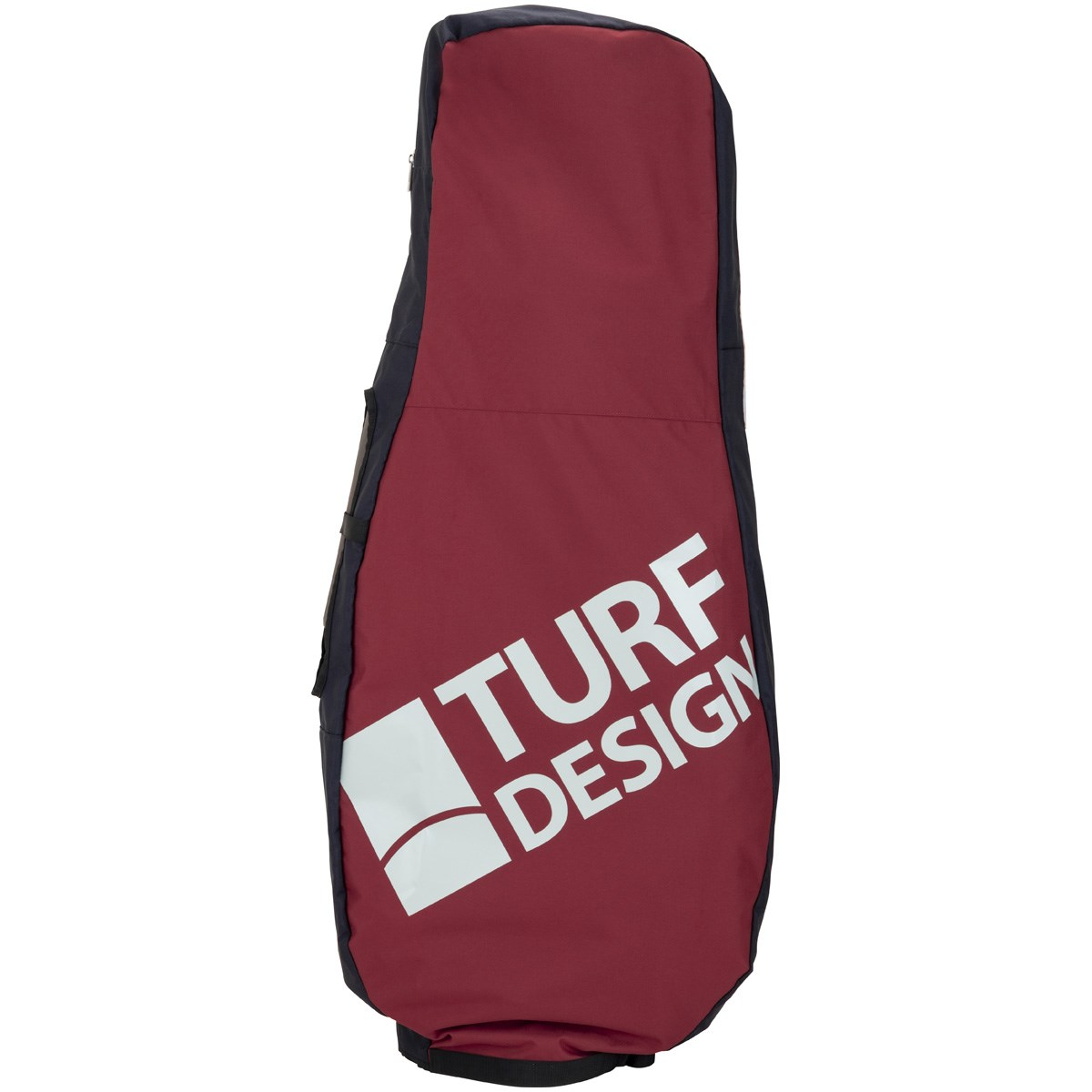 ターフデザイン TURF DESIGN トラベルカバー レッド