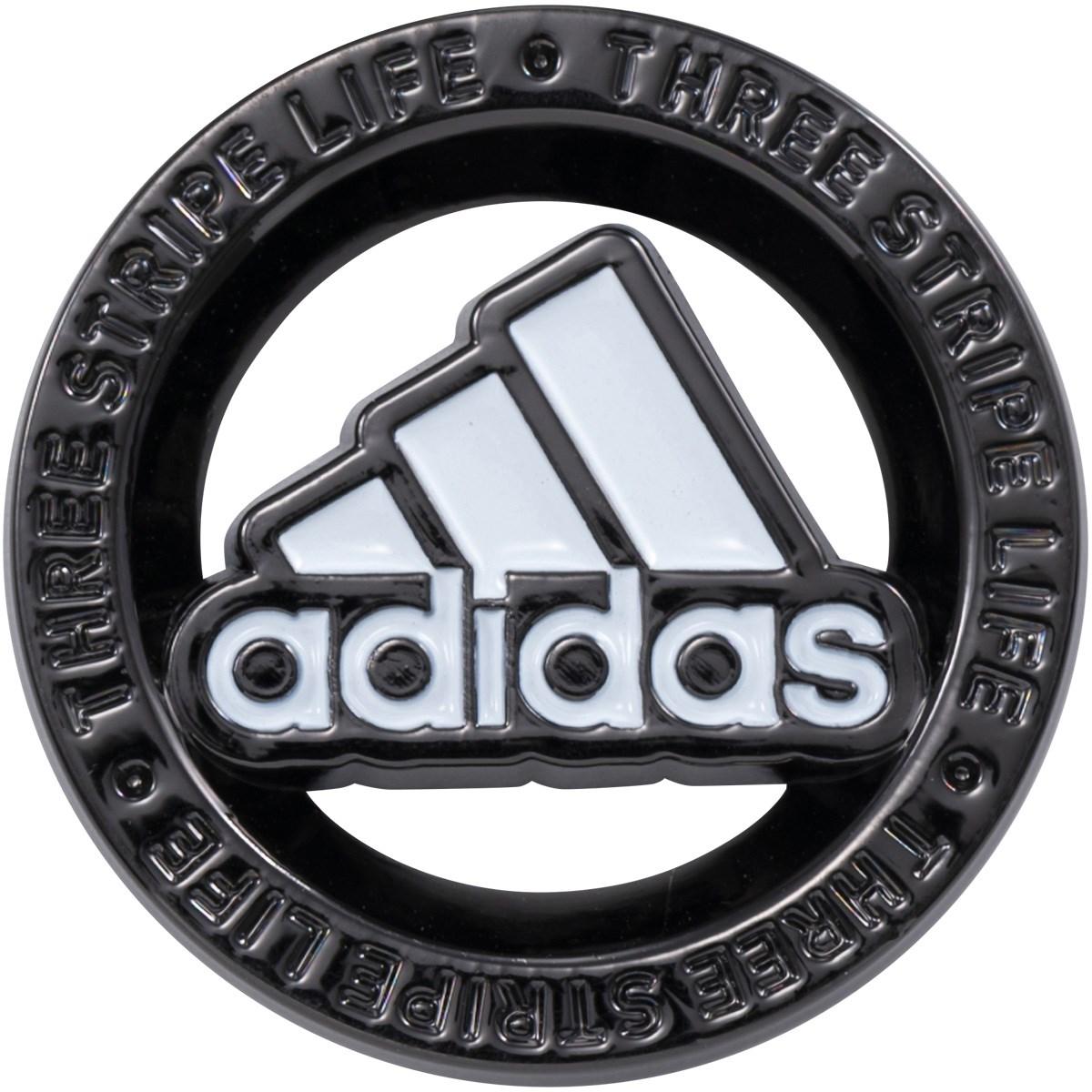 アディダス Adidas コアベーシッククリップマーカー ホワイト