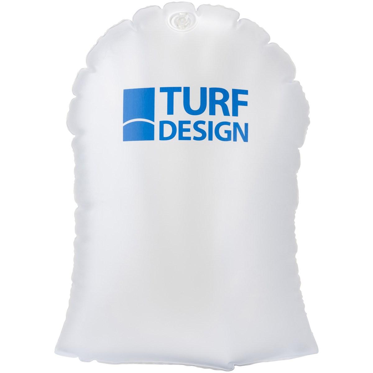 ターフデザイン TURF DESIGN エアクラブクッション クリア