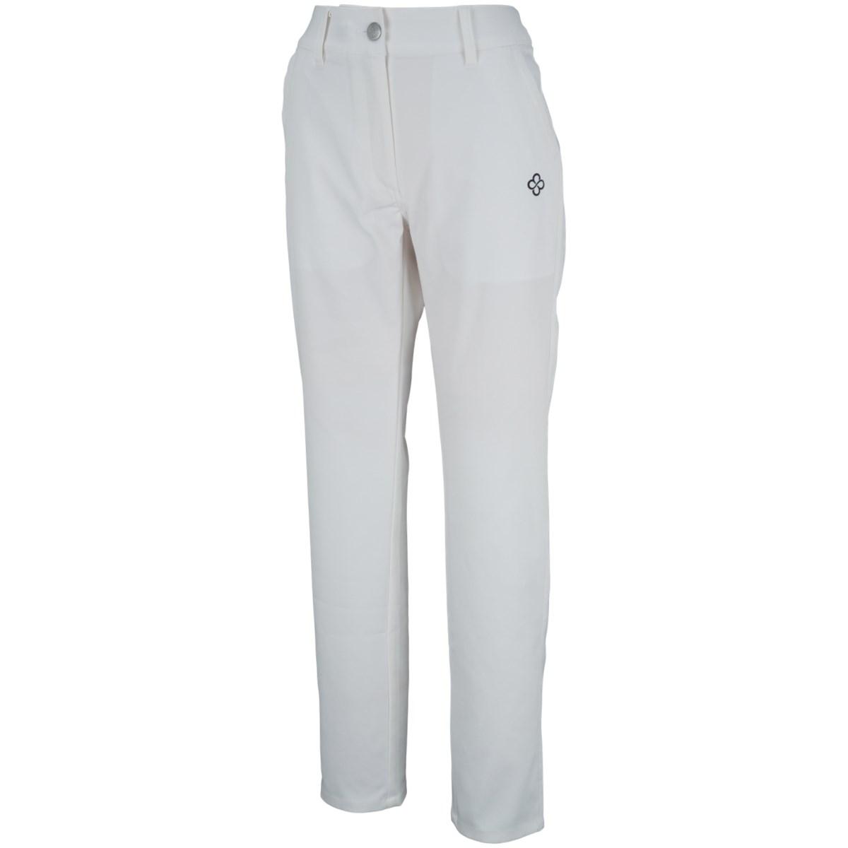 [2021年春夏モデル] マリクレール marie claire ストレッチ パンツ オフホワイト レディース ゴルフウェア